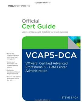 VCAP-DCA