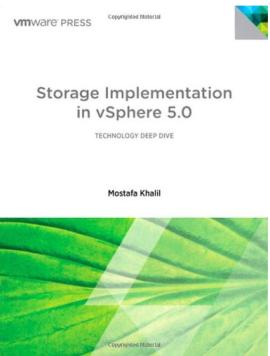 vSphere storage