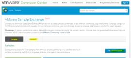 VMware Samples
