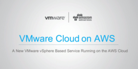 VMC on AWS